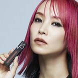 LiSA、NARS JAPANが展開する2021年秋リップアイテムのキャンペーンモデルに