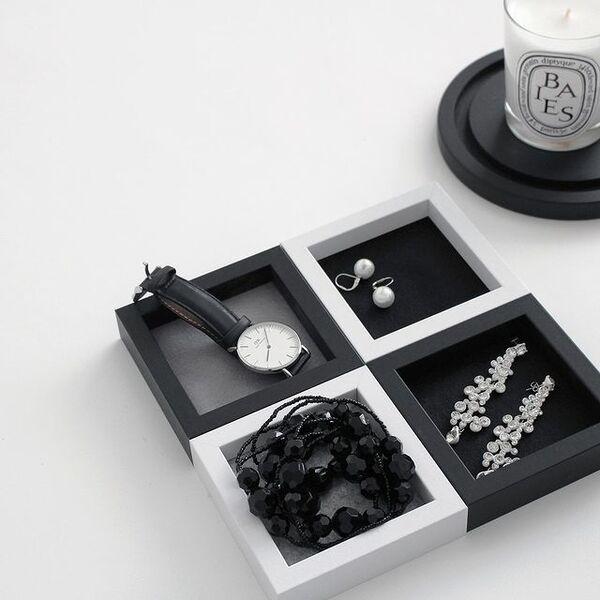 腕時計がおける素敵な100均収納