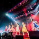 FES☆TIVE、結成以来最大規模会場でのワンマンライブで夏締め括る