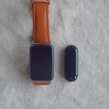 スマートウォッチを使い始めて3年の夫に密着。「HUAWEI Band6」は約5分で2日分充電できるから毎日使えるよ マイ定番スタイル