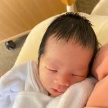 第一子出産・くみっきー、初の子育ては「可愛いすぎて」