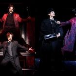 木村達成・小野賢章、加藤和樹・堂珍嘉邦らが鮮烈な刺激と非日常の開放感を与える ミュージカル『ジャック・ザ・リッパー』が開幕