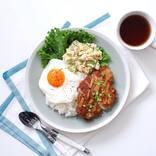 お昼は豚肉レシピが簡単でおすすめ。ランチにぴったりなメニューで午後も頑張ろう