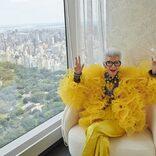 H&M、ファッションアイコンのアイリス・アプフェル生誕100周年を記念したコラボレーションを発表
