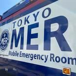 『TOKYO MER』のERカー 実際に運転席に座ってみると…このボタンは?