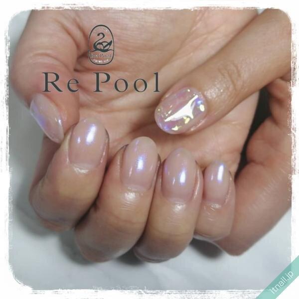 Re Poolが投稿したネイルデザイン [photoid:I0100370] via Itnail Design (653444)