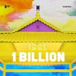 BTS「IDOL」MV、10億回再生突破...通算6作品目の10億回再生MV!