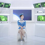 浜崎美保が宇宙船内で踊るシュールな世界観で展開されるMVがSNSを中心に話題!