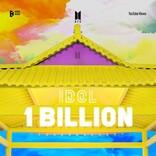 BTS 「IDOL」MV、10億回再生突破…通算6作品目の10億回再生MV!