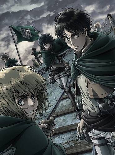 Blu-ray『TVアニメ「進撃の巨人」Season ...