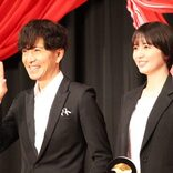 木村拓哉、長澤まさみとの共演は「非常に気持ちよくセッションが進む感じ」 長澤「木村さんは柔軟なスポンジのよう」