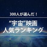 """300人が選んだ「""""宇宙""""映画人気ランキング」発表! 『宇宙』に関する映画といえばコレ!"""