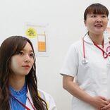 『THE突破ファイル』乃木坂46梅澤美波&柴田柚菜、主治医と患者役で共演