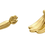 純金でできた「にんじん」&「バナナ」が発売