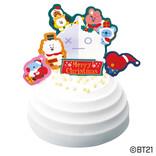 ファミマから「BT21」「ちいかわ」「ツイステ」などクリスマスケーキ22種