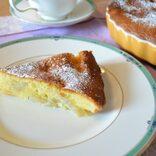 【今日のおやつレシピ】 カルバドス風味のケーキ