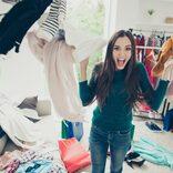 心理テスト 「この服捨てよう!」あなたが服を捨てる理由は何?