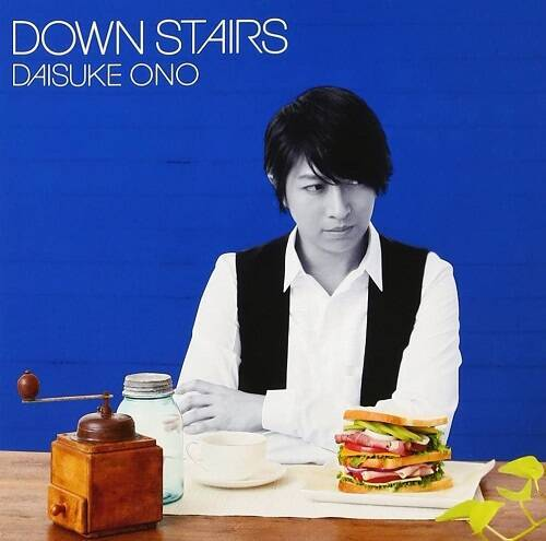 CD『DOWN STAIRS』