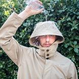 耐水圧20,000mmで全天候に対応! TPOを選ばない上質シンプルコート「All-weather Coat|HARE」