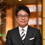 大越健介氏 10月から「報ステ」メインキャスター「誇りに思う」、ニュースは主食 良質な米作る