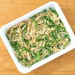 【油揚げレシピ】あまった油揚げを活用!簡単作りおきレシピ「油揚げとピーマンのオイスター炒め」