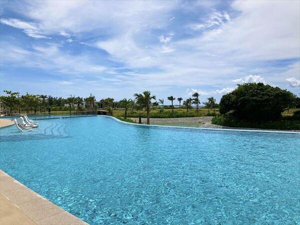 ヒルトン沖縄瀬底リゾート プール