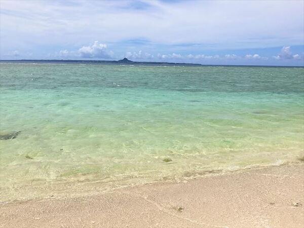 ヒルトン沖縄瀬底リゾート 瀬底ビーチ