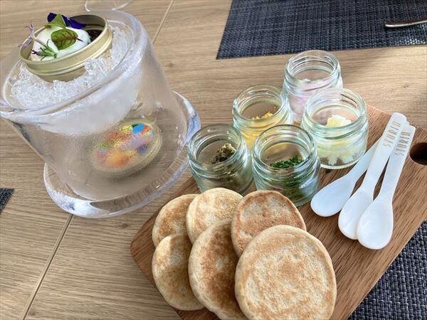ヒルトン沖縄瀬底リゾート シスクグリル 夕食