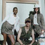 私たちは政府による破壊行為を受け入れられない。Vivienne Westwood Spring-Summer '22 collection「SAVE OUR SOULS」