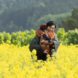 『青天を衝け』緑の畑が似合う吉沢亮、家族らとの再会シーンで話芸の達者ぶりも光る