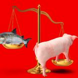 肉と魚、環境によいのはどっち?