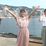 NMB48渋谷凪咲・小嶋花梨・梅山恋和、『笑神様』芸人ロケバトルに参戦