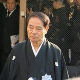 桂福団治 「同い年」正司敏江さんを悼む「向こうで、また、どつき漫才やってな」