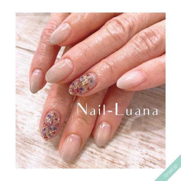 Nail-Luanaが投稿したネイルデザイン [photoid:I0099844] via Itnail Design (654460)
