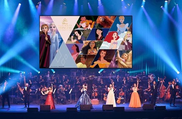プリンセスたちの祭典を歌で祝った「アルティメット・プリンセス・セレブレーション」