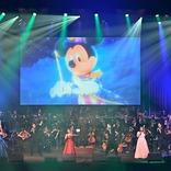 """「ディズニー・オン・クラシック ~まほうの夜の音楽会 2021」が開幕! 全国33都市へ、音楽で届ける「永遠に続く""""愛""""」"""