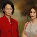 冨永愛、『ドクターX』米倉涼子と対立する政治家に「バチバチのバトル演じた」