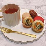 """【フランフラン】シンプルなのにこんなに華やか!新作食器が""""おうちカフェ""""におすすめ"""