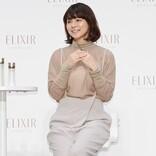 石田ゆり子の美貌にミッツもメロメロ「超絶ナチュラル」「やはり強敵」