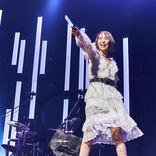 藍井エイル、全国14か所を駆け抜けたツアーを完走 「私を信じてついてきてくれて 音楽を聴き続けてくれて 本当にありがとう!」