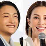 冨永愛、米倉涼子とのツーショット写真公開 「誕生日が同じ」と告白も