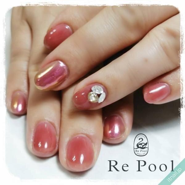 Re Poolが投稿したネイルデザイン [photoid:I0100455] via Itnail Design (655136)