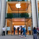 今日はiPhone 13&iPad miniの発売日だよ!! だから僕らはApple 丸の内に行ってきた