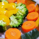 野菜のレンチンは、ラップじゃなくペーパーがいい!ふっくら美味しくできた