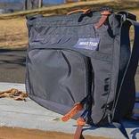 財布付きバッグが登場! 9個のポケット付き多機能ショルダーバッグ