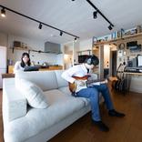 広さ53㎡でも、夫婦の趣味と仕事がゆったりこなせる。工事費1060万円のマンションリノベ
