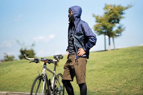 「ムーブアクティブサイクルジャケット」