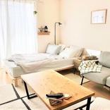 《一人暮らし》ワンルームをおしゃれにする家具配置。おすすめのインテリア選びのコツ