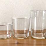 無印良品で「大人気の万能グラス」がゲットできた! 3サイズ展開だから使い勝手も抜群だよ~|マイ定番スタイル