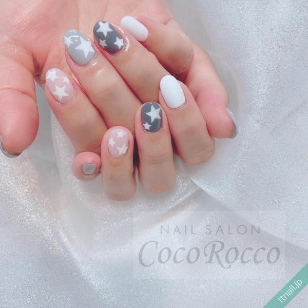 CocoRoccoが投稿したネイルデザイン [photoid:I0099775] via Itnail Design (653500)